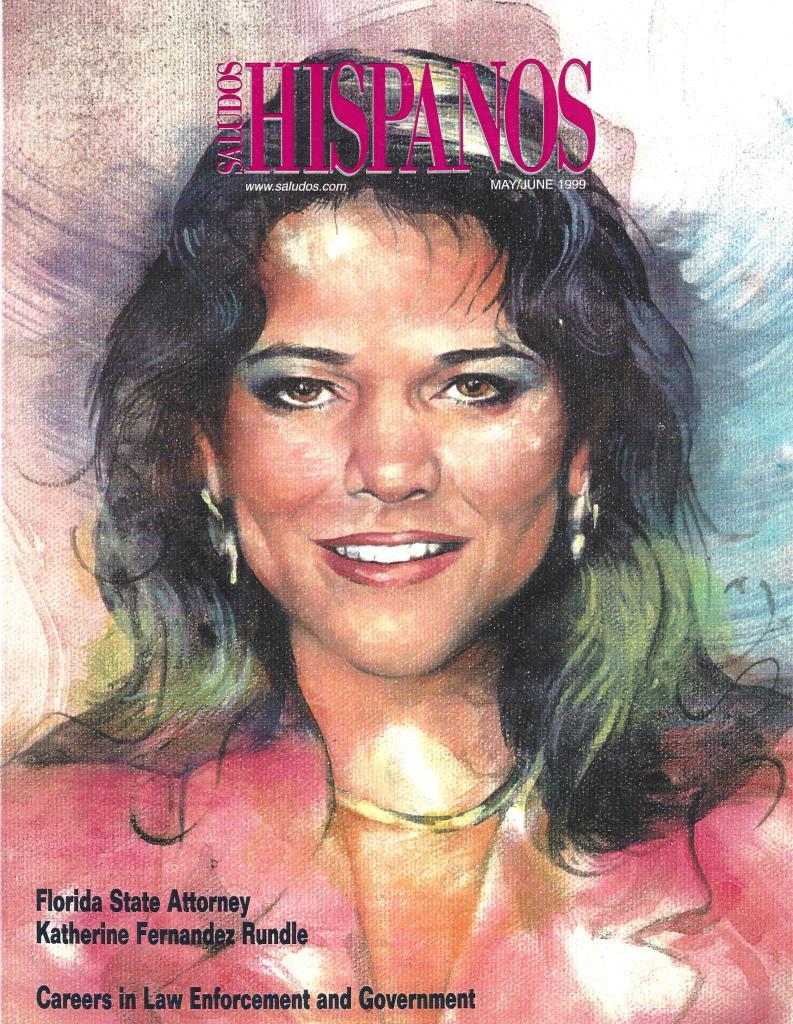 Saludos Hispanos 1999 Cover