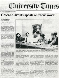 nov 00 CSULA Times chicana art