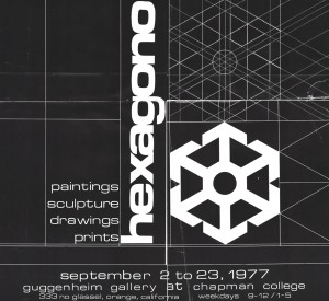 Copy of Hexagono - Guggenheim Gallery at Chapman College, September 23 1977 final side 2