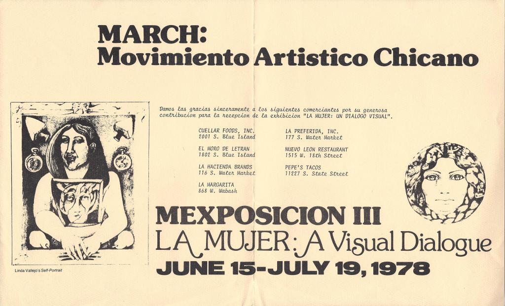Mexposicion - La Mujer - A Visual Dialogue, June-July 1978 -2