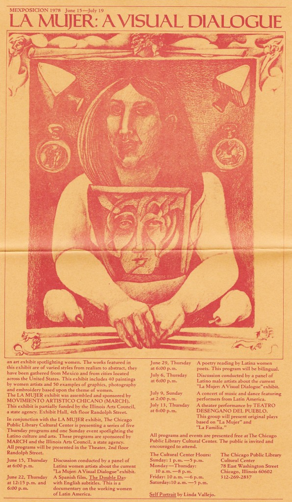 Mexposicion - La Mujer - A Visual Dialogue, June-July 1978