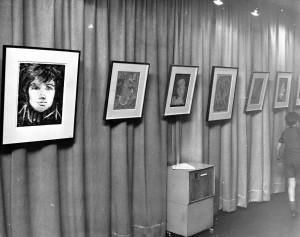 La Sala de Exposiciones de Editora Nacional, Madrid 1975 -4