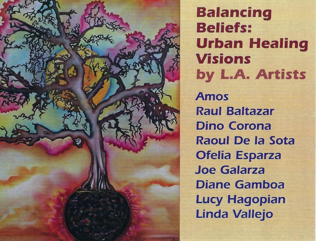 Balacing Beliefs - Urban Healing Visions exhibition