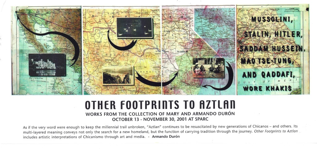 Other Footprints to Aztlan