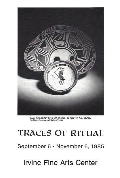 Traces of Ritual cover