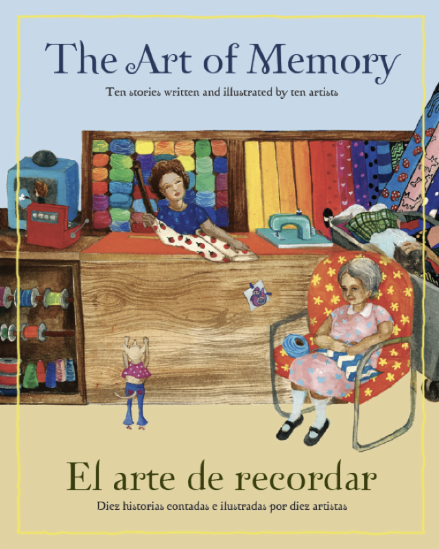 The Art of Memory Lectura Books 2016