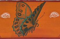 Butterfly Series: Orange