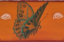 Butterfly Series Orange