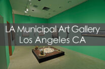 Los Angeles Municipal Art Gallery at Barnsdall Park 2008