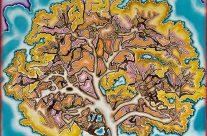 Electric Oak: Yellow