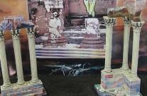 Earth's Altar Diorama