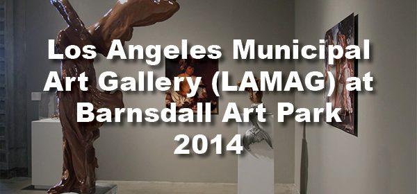 Los Angeles Municipal Art Gallery (LAMAG) at Barnsdall Art Park 2014