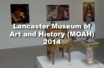 Lancaster Museum of Art and History (MOAH) 2014