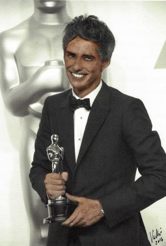 Eddy Redmayne brown oscars