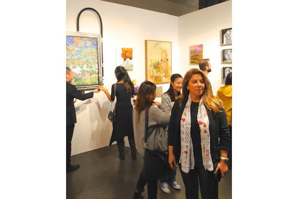 La art show 2016 linda vallejo for Craft shows in louisiana