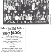 Hole in the Wall Gallery 1993