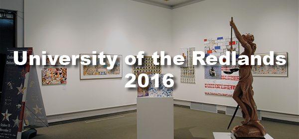 University of the Redlands 2016