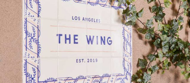 The Salon at The Wing West Hollywood 2019